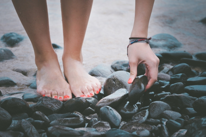 Be Where Your Feet Are - The Workshop,