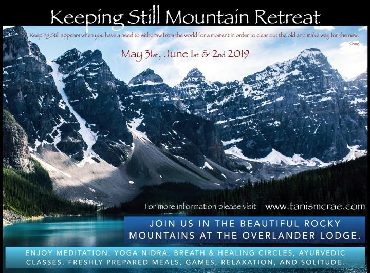 Keeping Still Mountain Retreat,