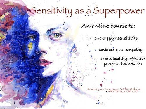 Sensitivity as a Superpower,