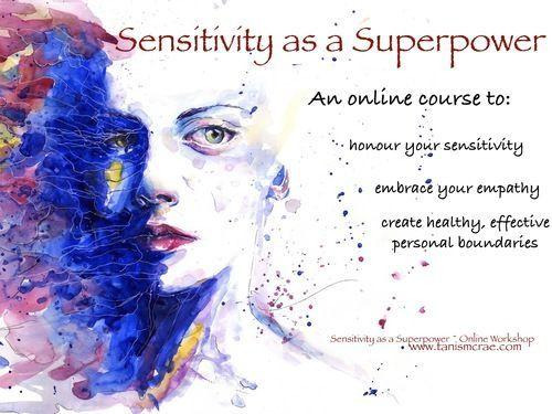 Sensitivity as a Superpower,