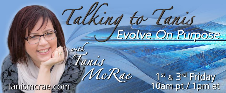 Talk show banner